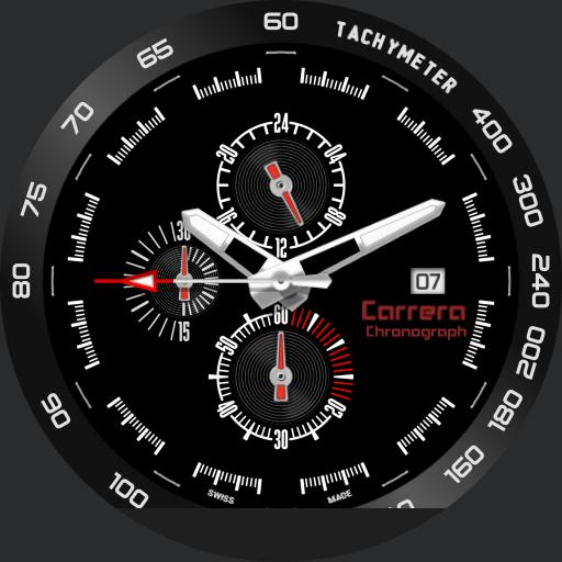 Carrera Chronograph #8209 Copy