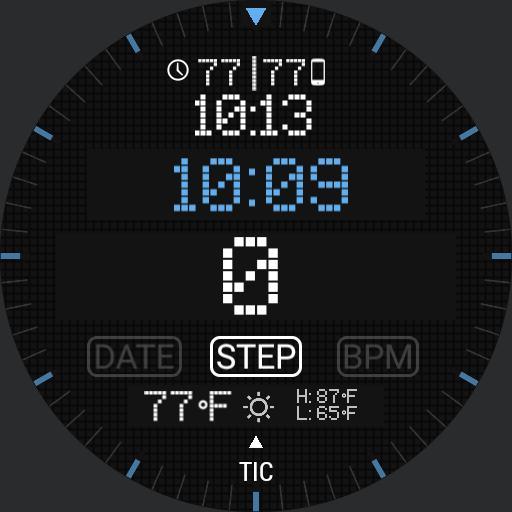 Ticwatch E Digital