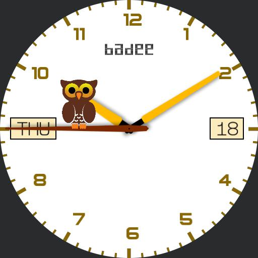 Owl ver 1 - Badeeudin