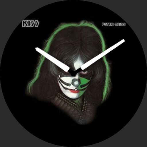 Peter Criss Solo