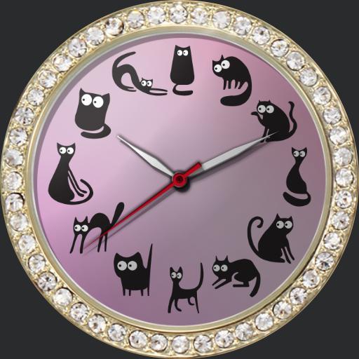 12 Black Cats XX chromosome Edition