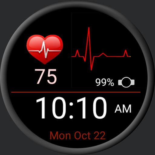 Heart Monitor by Ramasoft