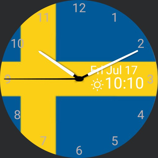 Swedish Flag Copy
