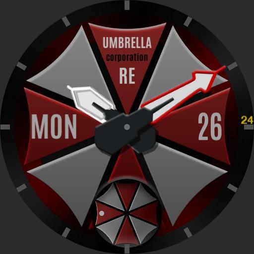 umbrella moreman