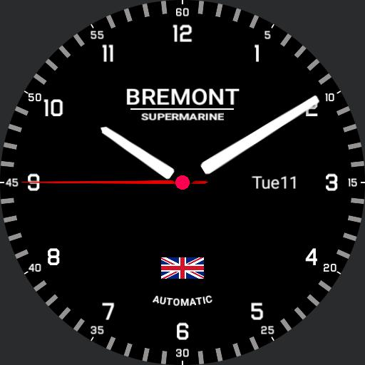 Bremont Supermarine Copy