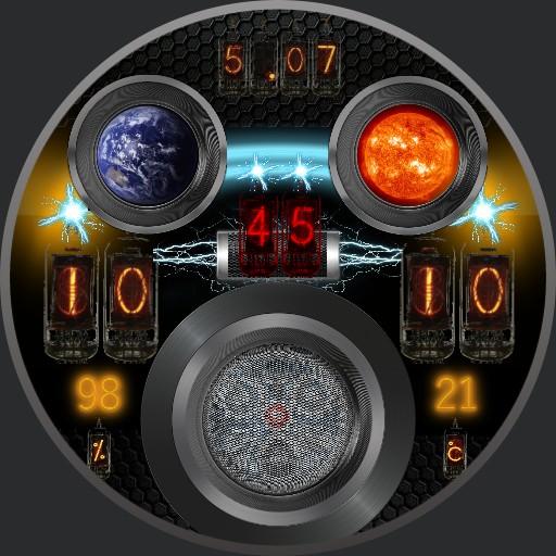 New EarthSun energy