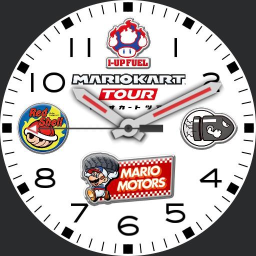 Bronin Designs Mariokart Tour Fan