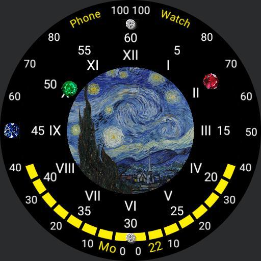 Art Watch The Starry Night