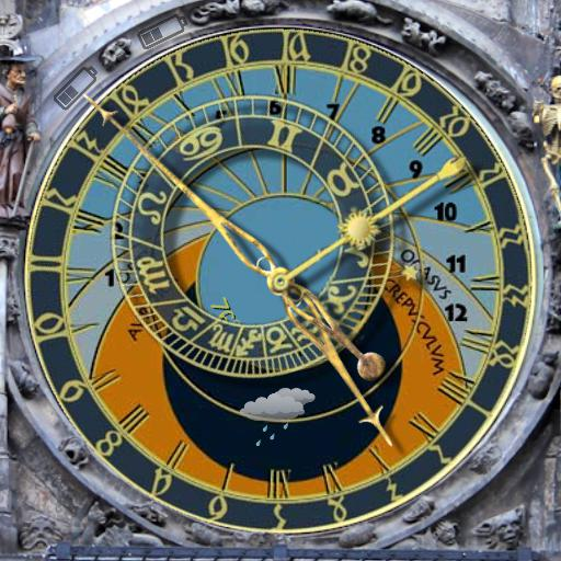 Prague Orloj Clock v3