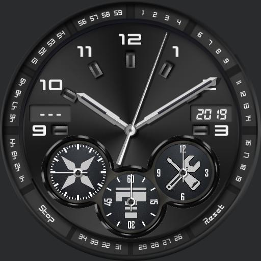 Miraid Chronograph