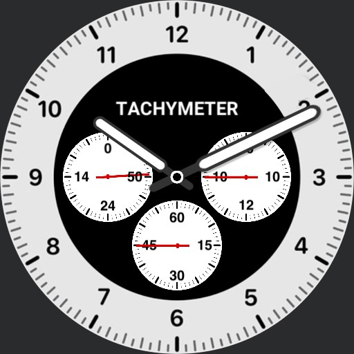 Tachymeter by NhatHao