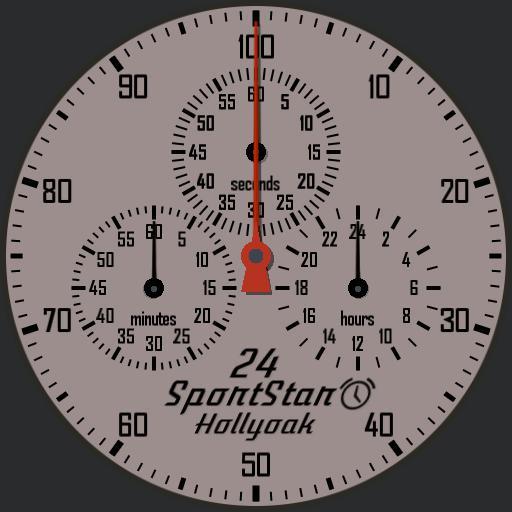 Hollyoak SportStar Stopwatch