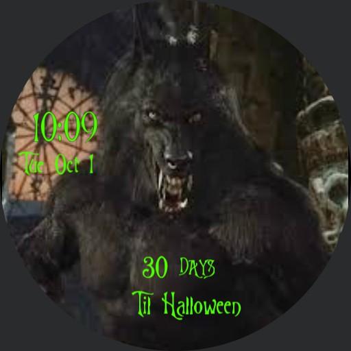 Werewolf 2019 Countdown