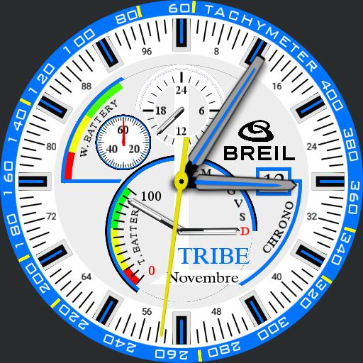 Breil Tribe. punto81  Chrono Copy