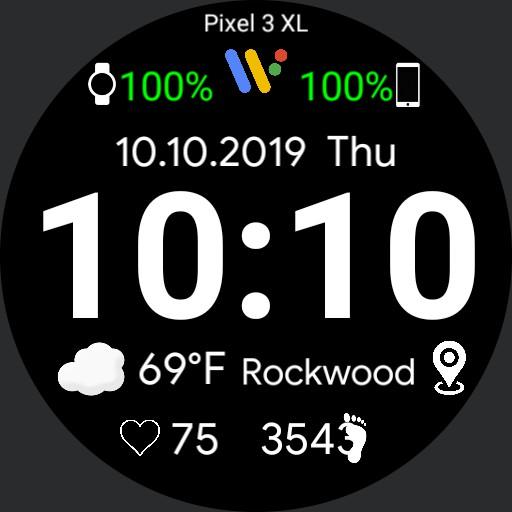 pixel watch v2 Copy