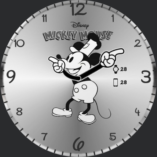 Covy Mickey mouse