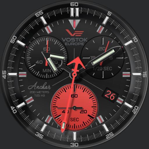 Vostok Anchar rc1