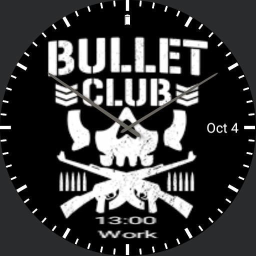Bullet Club custom