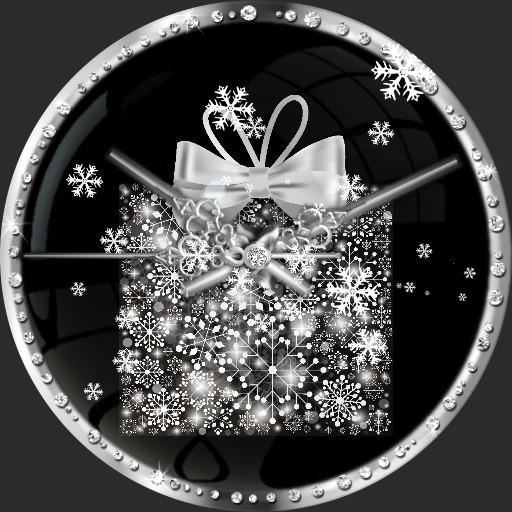 Geschenk Diamond 3fach Dim nach Tageszeit  2S.