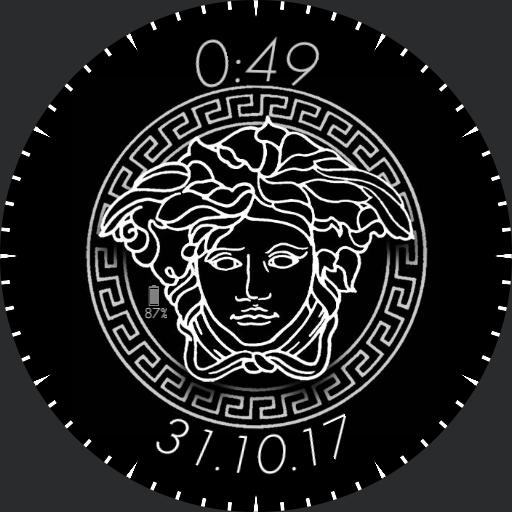 Versace Watch Animated