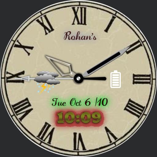 Rohans watch