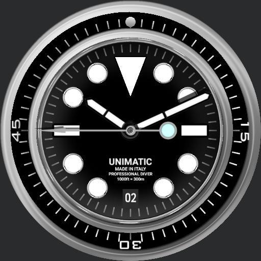 Unimatic - Diver