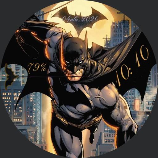 batman reloj