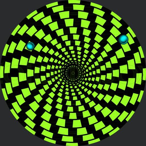 Hypnotic Spinning Watch