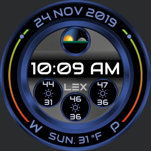 JSM LEX Circ Digital 1.5 Sun Moon Forecast