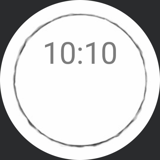 Westworld S3 inspired watch clean