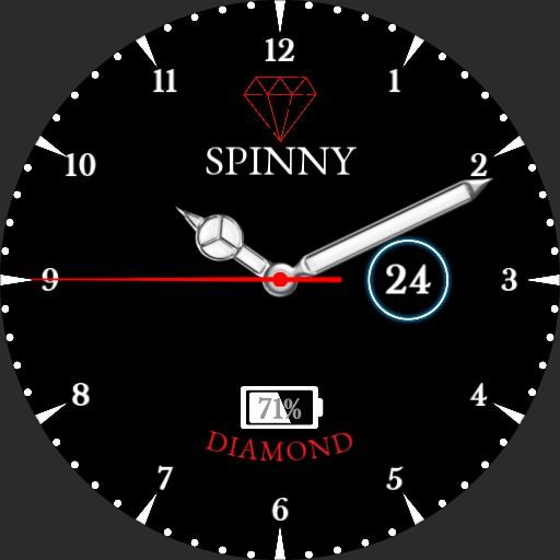 SPINNY DIAMOND