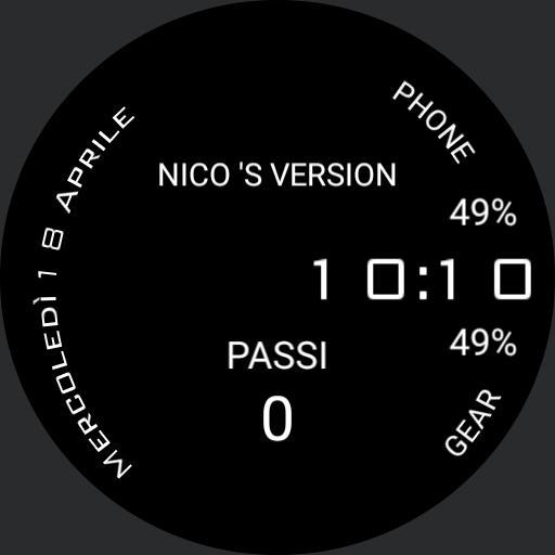 semplice NICO S VERSION V.01