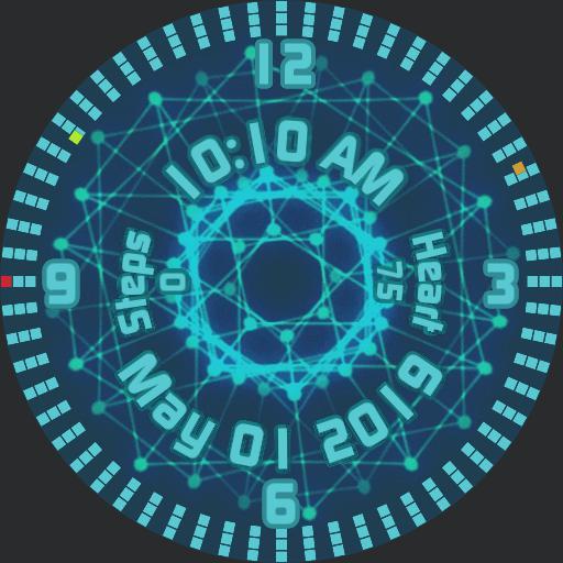 Titanium Wear Digital/Analog