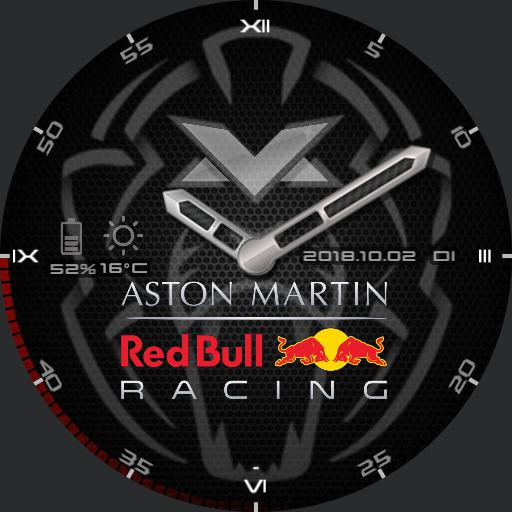 TICWATCH  2 RedBullRacing Max Verstappen 2