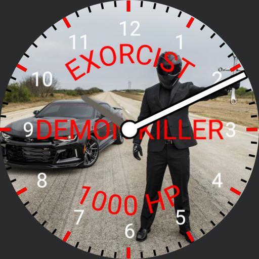 Camaro ZL1 Exorcist