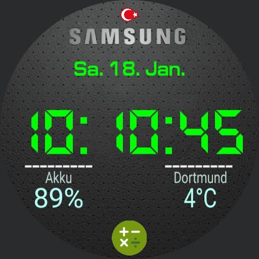 Samsung Turkey Watch 2