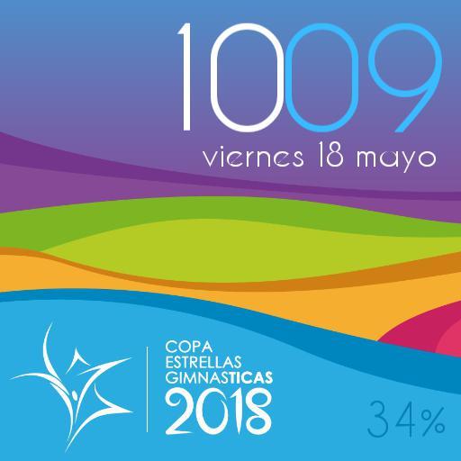 Copa Estrellas Gimnasticas 2018