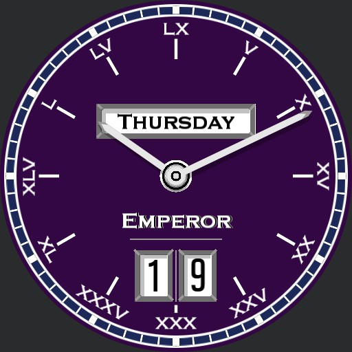 Purple Emperor Day/Date