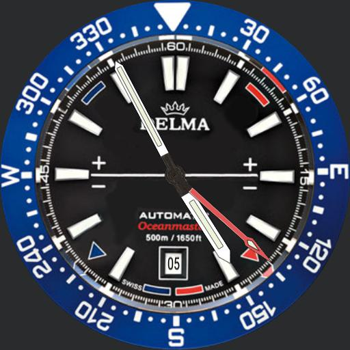 Delma Oceanmaster Automatic