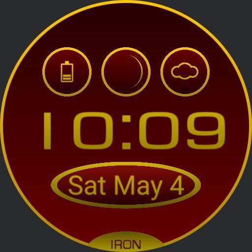 Iron Man MKI Samsung Watches
