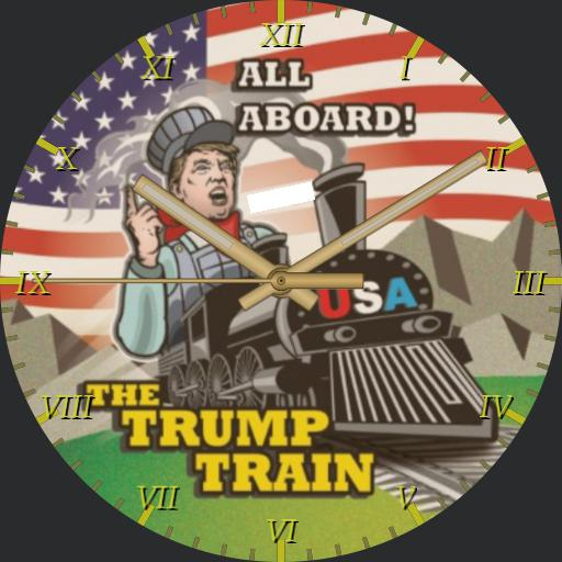 Trump train original
