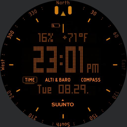 Suuny Core Orange