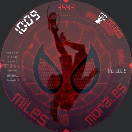 Miles Morales 3 / Spider-Man