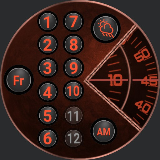 incremental Button series 2 face. V4.01