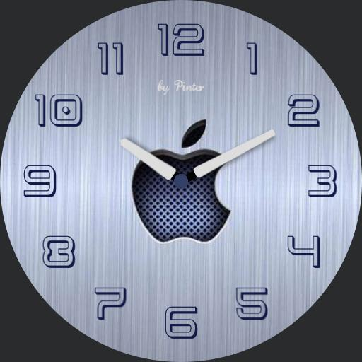 Apple metal analog