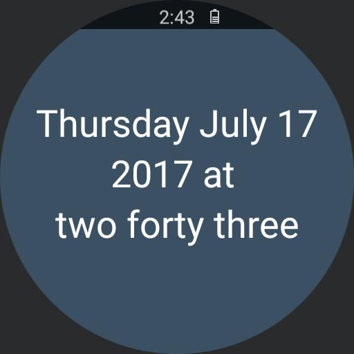 Simple android text watch
