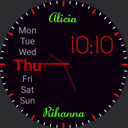 Alicia Rihanna