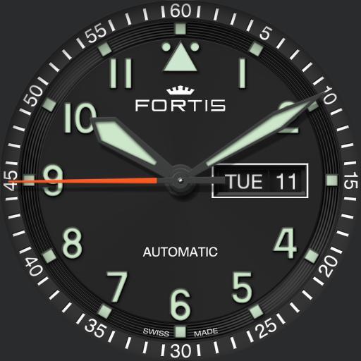 Fortis Flieger Professional V1