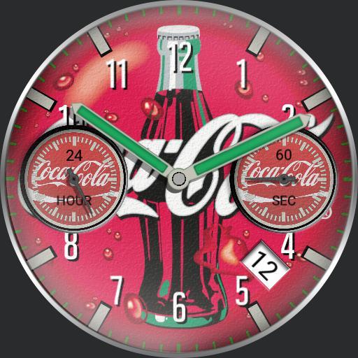 CocaCola80 omage