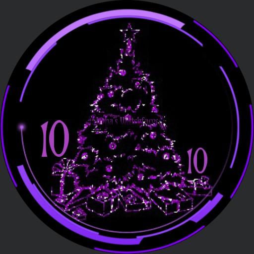 Christmas Tree Animation